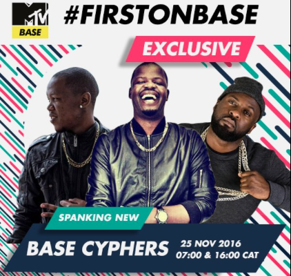 Check Out PDoto, Blaklez & N'Veigh's MTV Base Cypher