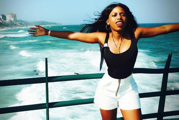 Gigi Lamayne On Her Way To Represent SA Hip Hop In India