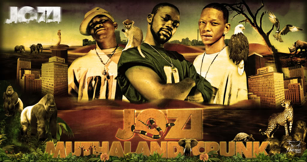 #TBT: Jozi - Muthaland Video