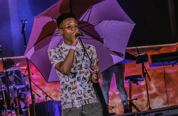 Watch A Young Nasty C Spitting Bars To His Classmates