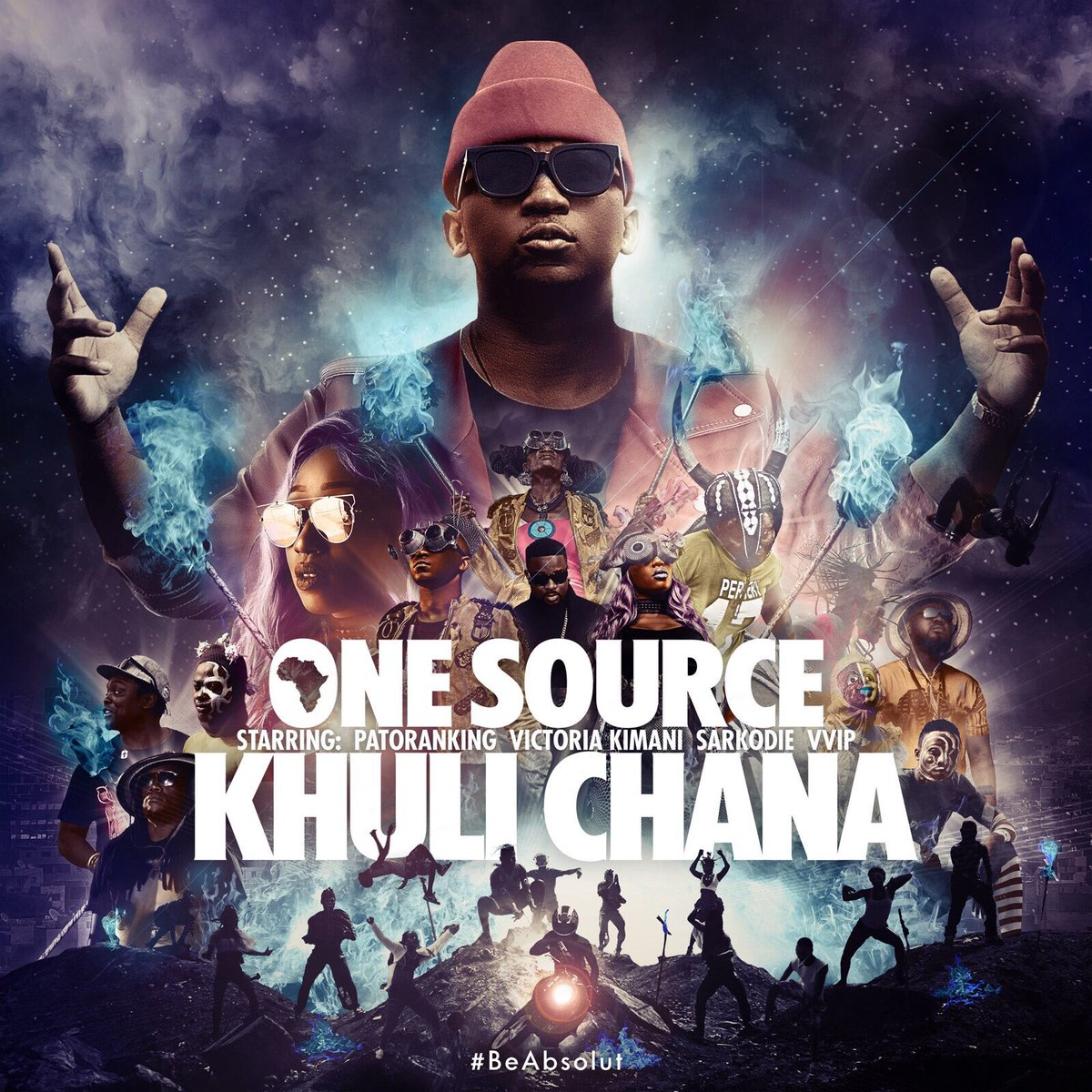 Khuli Chana Releases The 'One Source' E.P