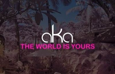 New Release: AKA - The World Is Yours