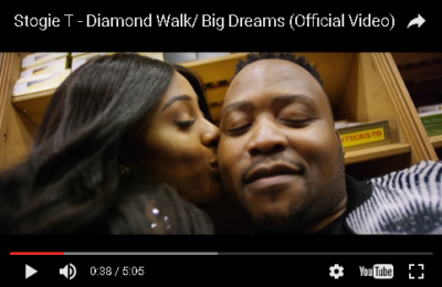 New Release: Stogie T - Diamond Walk Video
