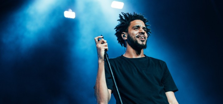 "J. Cole Drops ""Eyez"" Documentary Ahead Of Album Release"