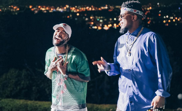 New Release: Anatii - Tell Me Video [ft Omarion]