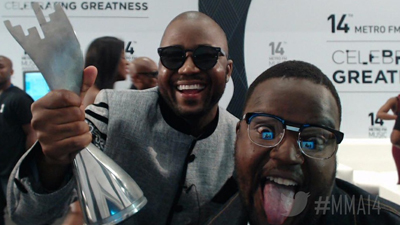 #TBT: Jabba & Cassper Nyovest Freestyling At A Flee Market In 2011