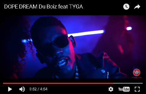 New Release: DuBoiz - Dope Dream Video [ft Tyga]
