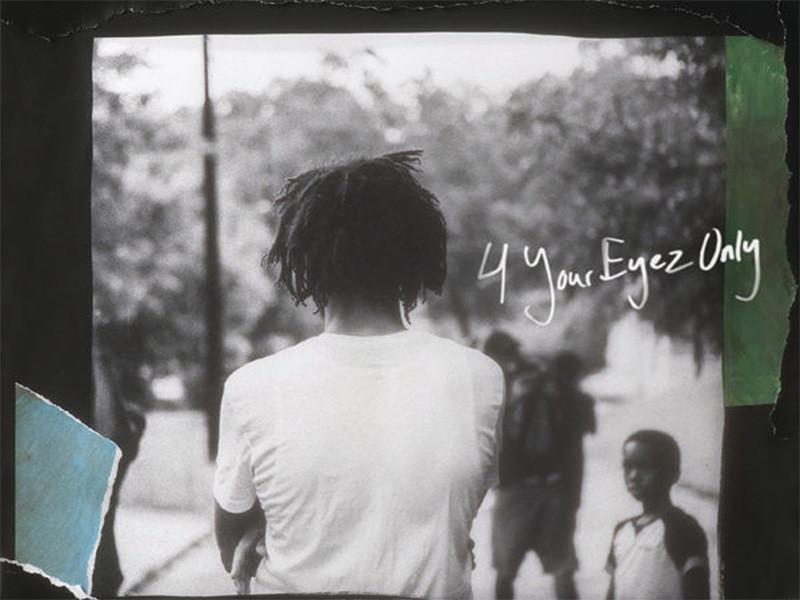 Stream J.Coles 4 Your Eyez Album