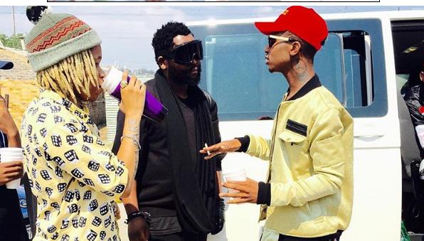 Tweezy, Sjava & Saudi Set To Headline 'Fvck Your Dzyna Hangout'