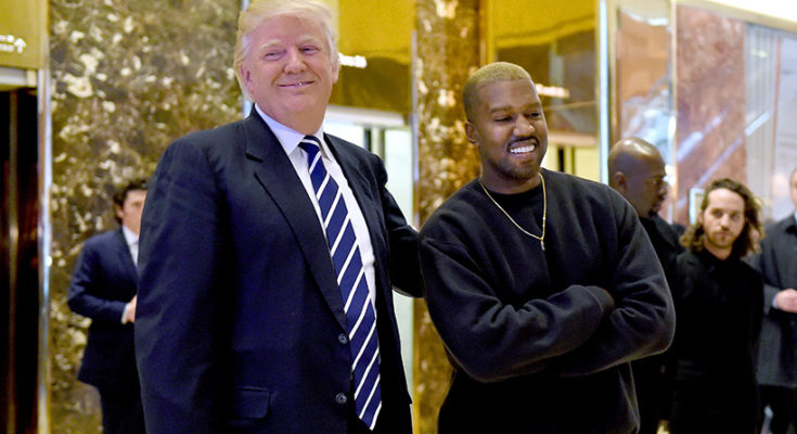 Kanye West Explains Why He Met With Donald Trump