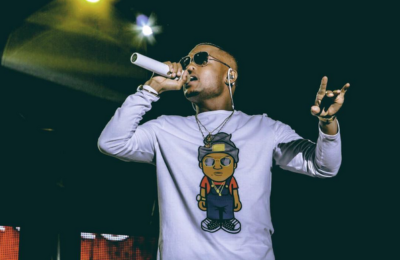 5 Dope Photos Of KO Rocking His Dope Merchandise Set To Drop This Month