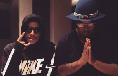 AKA and Anatii's #10Fingers Number 1 On iTunes