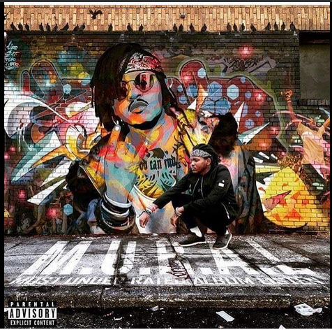 Aewon Wolf Has Just Dropped His Debut Album Titled Mural