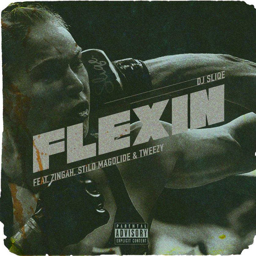Download- DJ Sliqe - Flexin ft Stilo Magolide Tweezy & Zingah