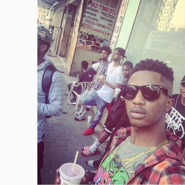 Emtee Blasts Cruz Afrika For Releasing An Old Collabo