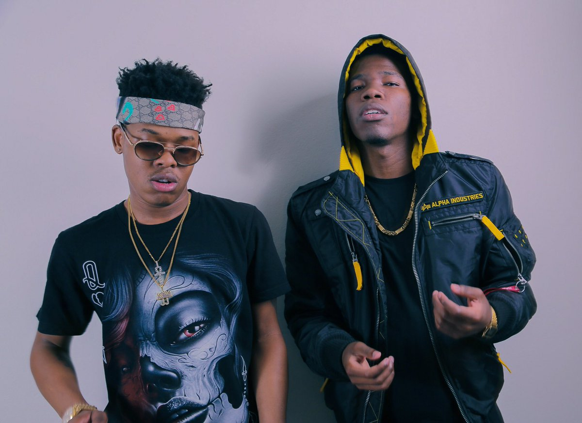 """If only you could start taking music a lil more serious"" Says Nasty C"