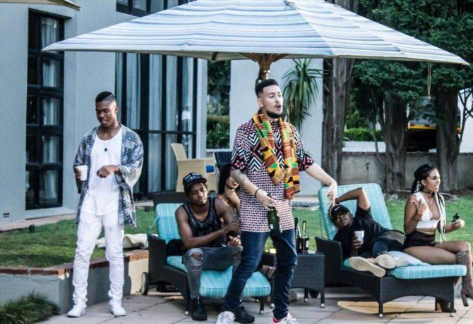 New Release: DJ Sliqe - Bay 2 Video ft. AKA, Yanga, JR