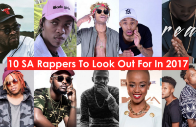 10 SA Rappers To Look Out For In 2017