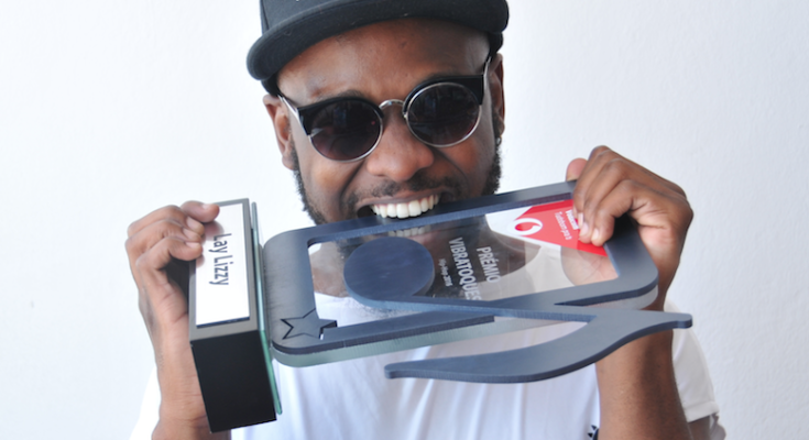 LayLizzy Wins Best Hip Hop Act 2016 Awards at Vodacom Awards