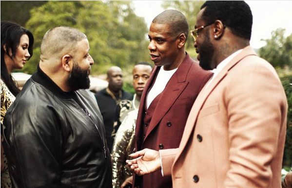 New Music: DJ Khaled - 'Shining' Featuring Beyonce And Jay Z