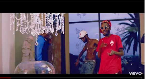 New Release! Kwesta - Kokotela Video ft Yanga, KiD X