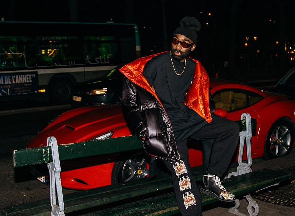 'I'm addicted to nice things. I have to drive a Ferrari' - Riky Rick