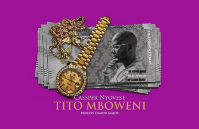 How Twitter Reacted To Cassper's 'Tito Mboweni'