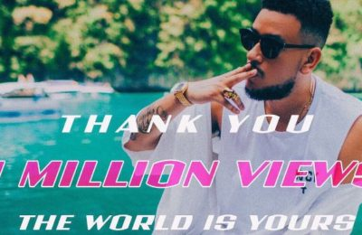 AKA Reacts To 'The World Is Yours' Hitting A Million Views In A Month