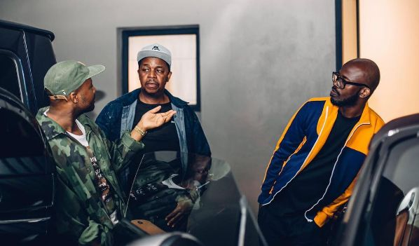 Here's How Much Time Cassper Is Giving 'Tito Mboweni' To Blow Up