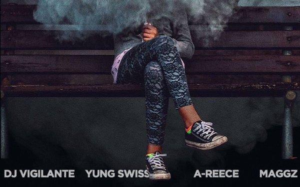 New Music! DJ Vigilante -Mary Jane ft Yung Swiss, A-Reece & Maggz