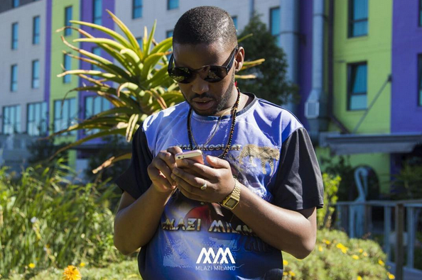 Okmalumkoolkat Set To Drop Holy Oxygen II EP On March 24