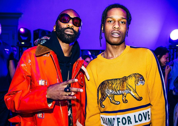 Riky Rick Leaves Mabala Noise