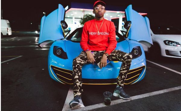 Tshego Scores An Endorsement Deal With Levi's
