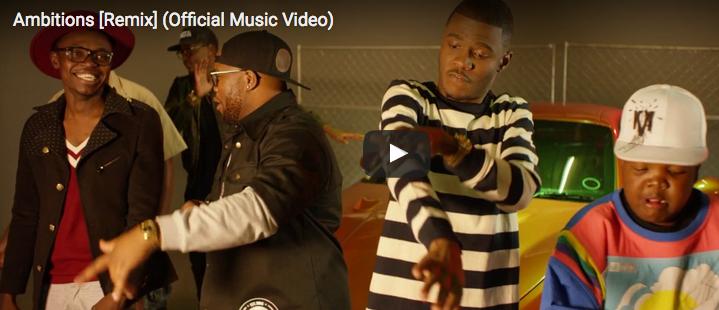 Tweezy Drops Ambitions Remix Video