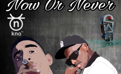 New Music! Dj Switch - Now Or Never ft Kno3