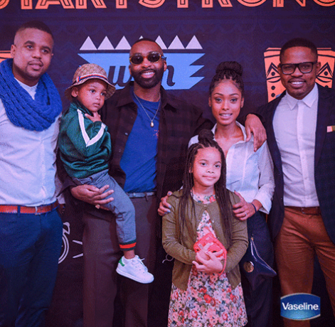 Must See Photos From Riky Rick Vaseline Partnership Launch