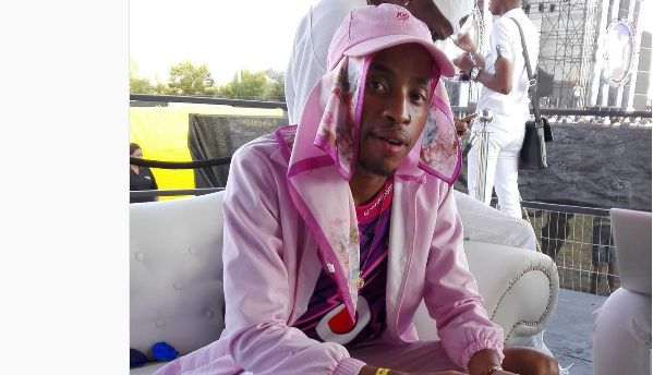 Tshego Reveals Why He Titled His EP 'Pink Panther'
