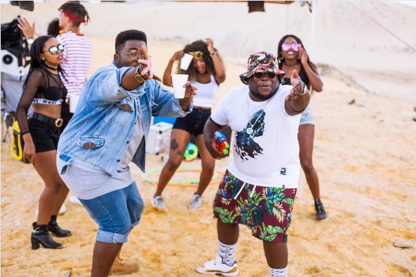 Check Out Behind The Scenes Photos From DJ Capital's 'On Me' Video
