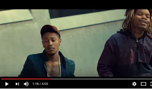 "New Release! Priddy Ugly Drops ""In The Mood"" Remix ft Saudi Along With The Video"