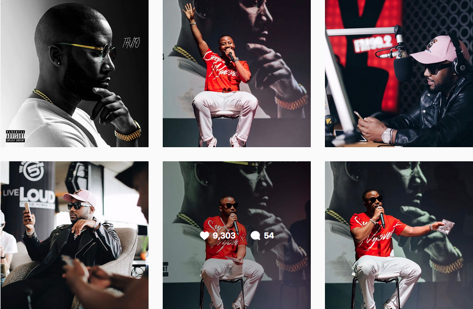 10 Shocking Lyrics From Cassper Nyovest's Thuto Album