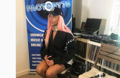 Check Out Nadia Nakai's Freestyle On UK's Factory78