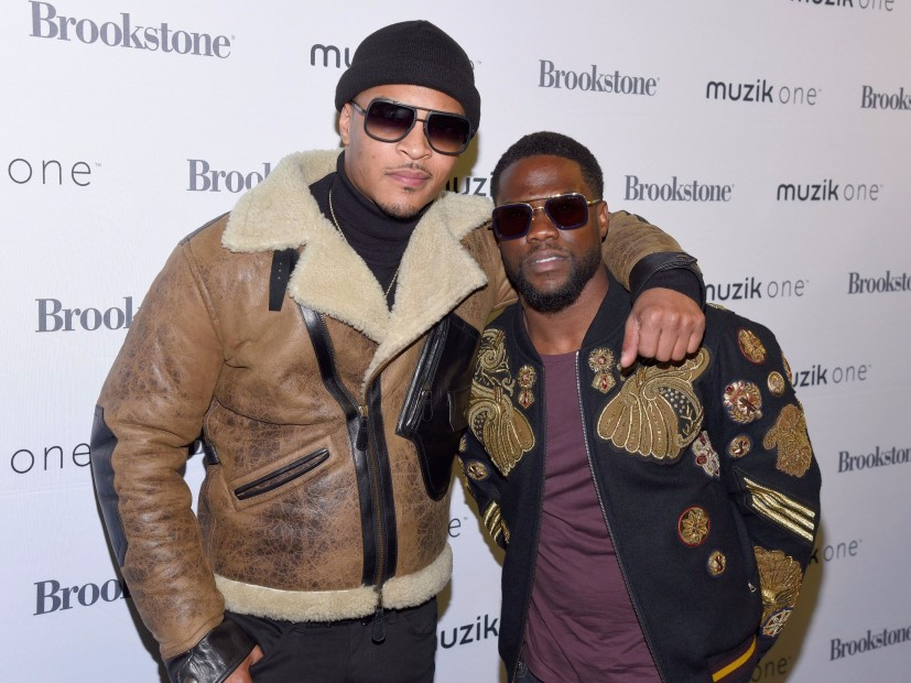 "T.I. & Kevin Hart's ""The Studio"" Heading To Showtime"