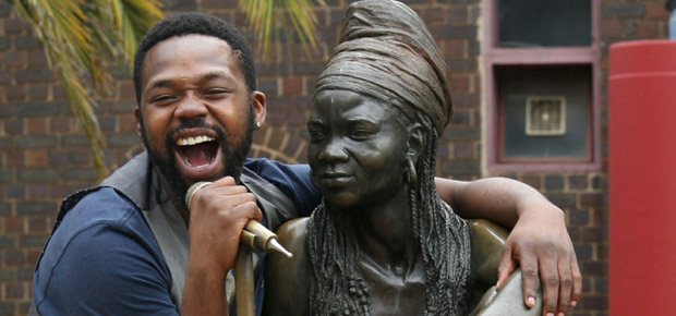Bongani Fassie Speaks On Brenda Fassie's Biopic!