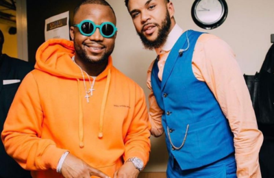 Check Out The Celebrities Cassper Nyovest Is Hanging Out With In The U.K
