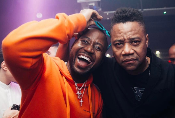 Cassper Nyovest's 'Thuto' Went Gold On The Day Of It's Release