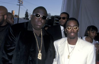 Check Out Diddy's Tribute To B.I.G On Hios 45th Birthday