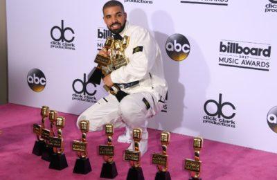 Drake Breaks Record At The Billboard Music Awards