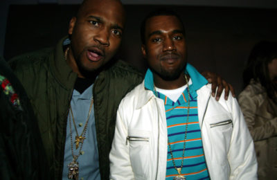 Kanye West's Childhood Friend Opens Up About Ye's Screaming