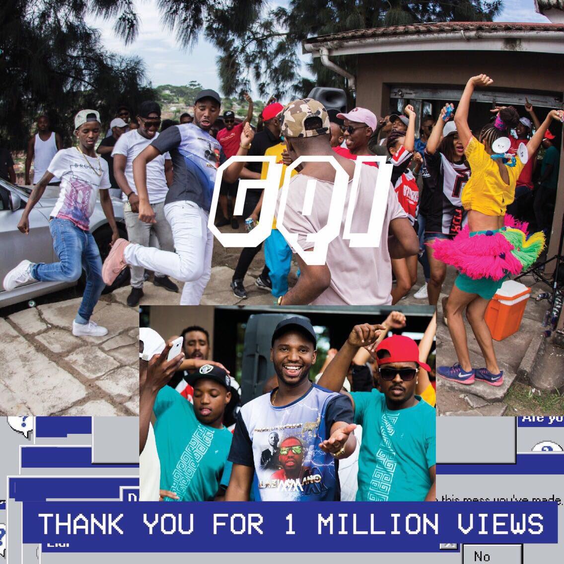 Okmalumkoolkat's GQI Reaches A Million Views