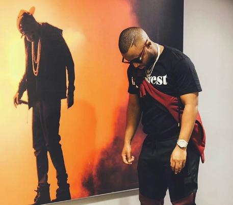 Cassper Nyovest's Album Goes Platinum With One Single